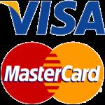 Visa Mastercard paiement